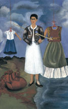 Memory 1937 - Frida Kahlo