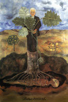 Luther Burbank 1931 - Frida Kahlo