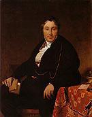 Jacques Louis Leblanc 1823 - Jean Augusste Ingres