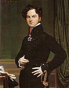 Amedee David Comte de Pastoret 1826 - Jean Augusste Ingres