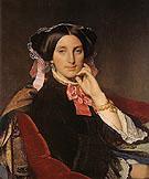 Madame Henri Gonse 1845 - Jean Augusste Ingres