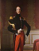 Ferdinand Philippe Louis Charles Henri Duc d Orleans 1842 - Jean Augusste Ingres