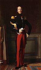 Ferdinand Philippe Louis Charles Henri Duc d Orleans 1844 - Jean Augusste Ingres
