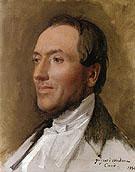 Hygin Edmond Ludovic Auguste Cave 1844 - Jean Augusste Ingres