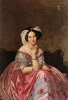 Baronne James de Rothschild 1848 - Jean Augusste Ingres