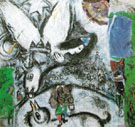 The Large Circus 1968 - Marc Chagall