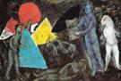 The Myth of Orpheus 1977 - Marc Chagall