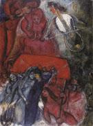 The Wedding 1944 - Marc Chagall