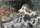 War c1964 - Marc Chagall