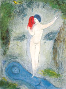 Daphnis and Chloe 1961 A - Marc Chagall