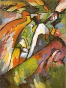 Improvisation 7 1910 - Wassily Kandinsky