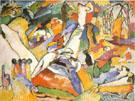 Composition II 1909 - Wassily Kandinsky