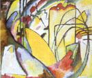 Improvisation 10 1910 - Wassily Kandinsky