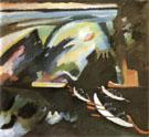 Boat Trip 1910 - Wassily Kandinsky