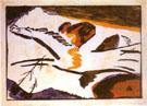 Lyrical 1911 - Wassily Kandinsky