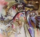 Improvisation 21 1911 - Wassily Kandinsky