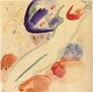 Nude 1911 - Wassily Kandinsky