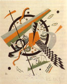 Small Worlds IV 1922 - Wassily Kandinsky