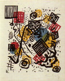 Small Worlds V 1922 - Wassily Kandinsky