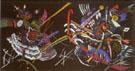 Wall A 1922 - Wassily Kandinsky