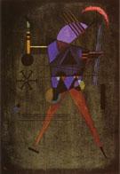 Black Triangle 1925 - Wassily Kandinsky