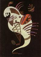 White Figure 1943 - Wassily Kandinsky
