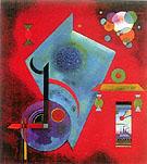 Ravine Improvisation 1914 - Wassily Kandinsky