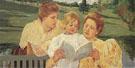 The Garden Lecture 1898 - Mary Cassatt