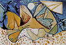 Reclining Nude 1971 - Pablo Picasso