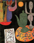 Untitled Still Life Ohne Titel Stilleben 1940 - Paul Klee