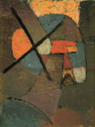 Struck from the List 1933 - Paul Klee