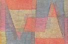 Light and Ridges 1935 - Paul Klee