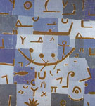 Legend of the Nile 1937 - Paul Klee