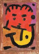 Musician 1937 - Paul Klee