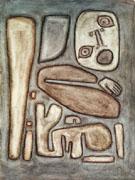 Outbreak of Fear III 1939 - Paul Klee