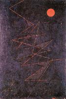 Coloured Lightning 1927 - Paul Klee