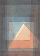 Pyramid 1930 - Paul Klee
