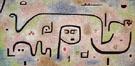 Insula Dulcamara 1938 - Paul Klee