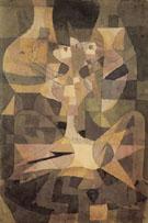 Aphrodites Vases or Ceramic Erotic Religious 1921 - Paul Klee