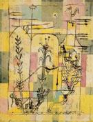 A Hoffmannesque Tale 1921 - Paul Klee