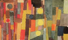 In the Style of Kairouan Transferred to the Moderate 1914 - Paul Klee