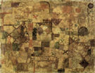 Carpet of Memory 1914 - Paul Klee