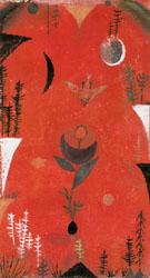 Flower Myth 1918 - Paul Klee