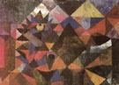 Cacodemonic 1916 - Paul Klee