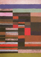 Individualized Measurement of the Strata 1930 - Paul Klee
