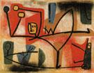 Exuberance 1939 - Paul Klee