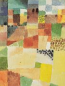 Hammamet Motif 1914 - Paul Klee