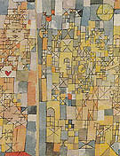 Dogmatic Composition 1918 - Paul Klee