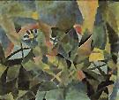 Flower bed 1913 - Paul Klee