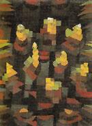 Growth 1921 - Paul Klee